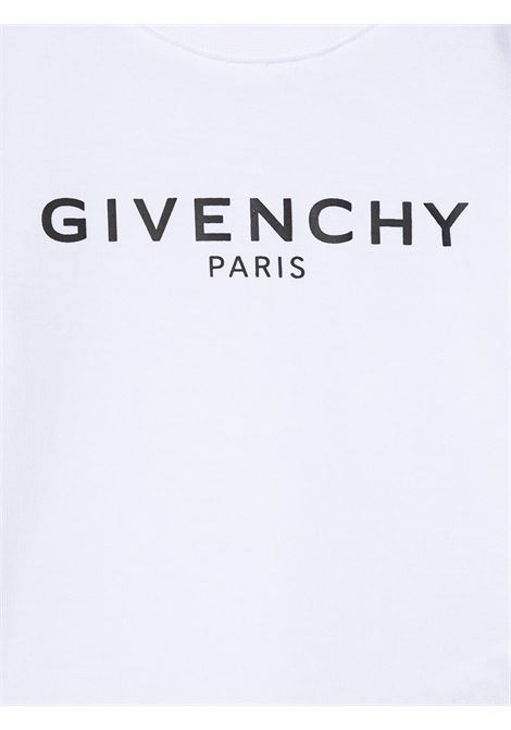 White t-shirt GIVENCHY KIDS | T-SHIRT | H05M1610B