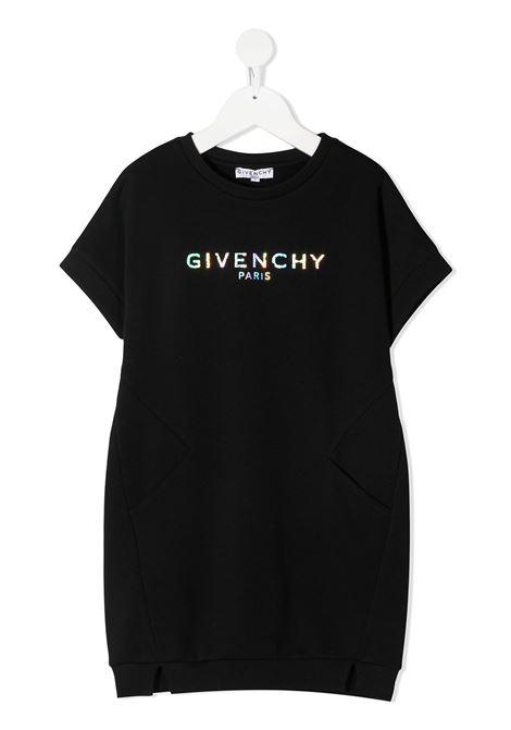 Abito nero GIVENCHY KIDS | ABITI | H1215009B