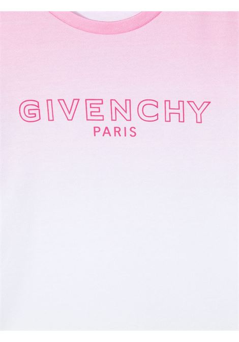 T-shirt multicolore GIVENCHY KIDS | T-SHIRT | H15200Z40