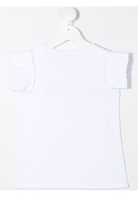 White t-shirt GIVENCHY KIDS | T-SHIRT | H1520310B