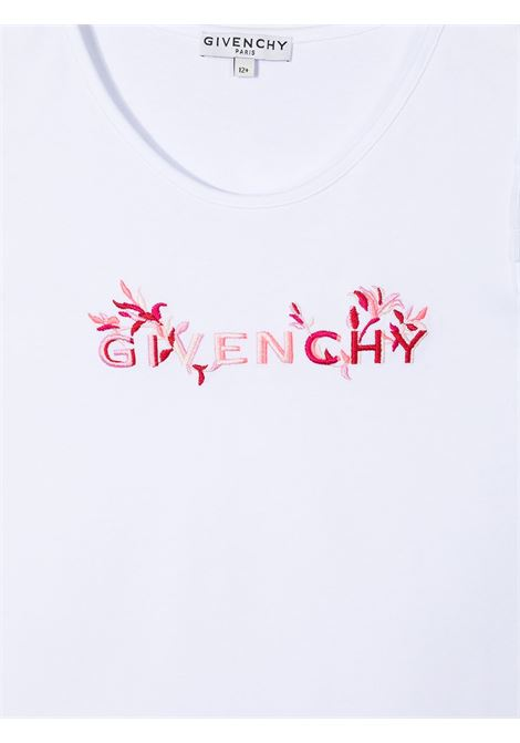 T-shirt bianca GIVENCHY KIDS | T-SHIRT | H15203T10B