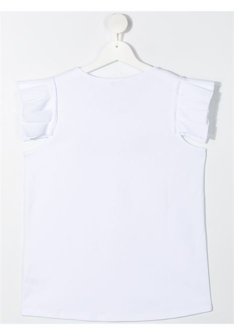 White t-shirt GIVENCHY KIDS | T-SHIRT | H15203T10B
