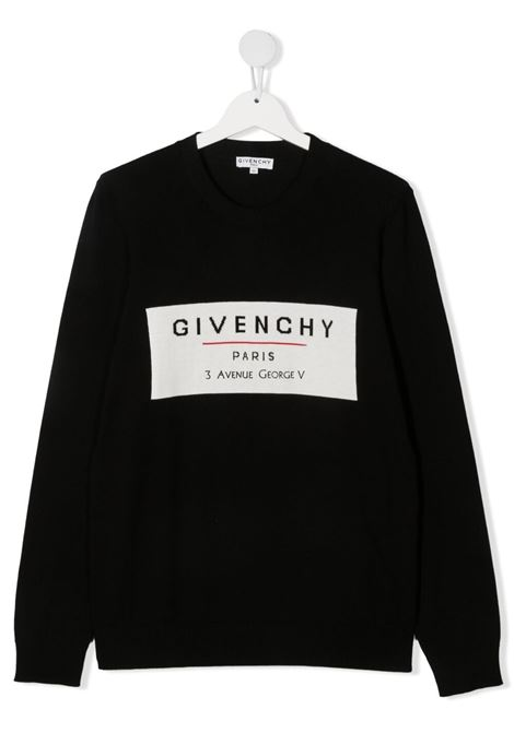 Maglione GIVENCHY KIDS | PULLOVER | H25238T09B