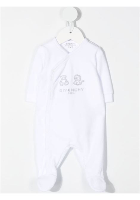 White set GIVENCHY KIDS | SUIT | H9K03710B