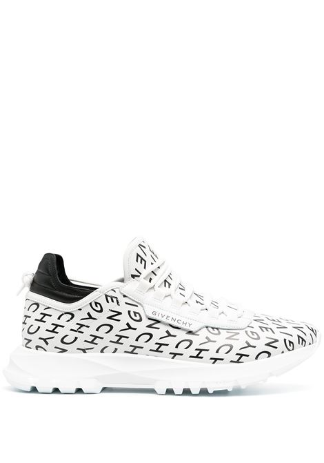 Black/white sneakers GIVENCHY | BH003AH0UP116