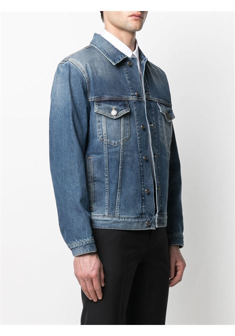 Blue denim jacket GIVENCHY |  | BM00PX509X400