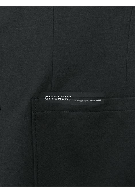 Giacca nera GIVENCHY | GIACCHE | BM307Y30HS001