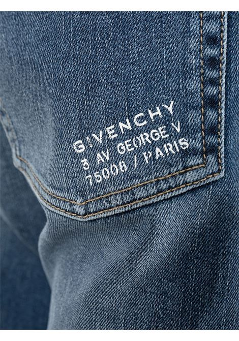 Jeans blu GIVENCHY | JEANS | BM50SK509X400