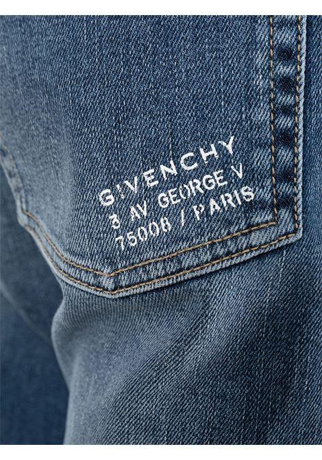 Blue jeans GIVENCHY | BM50SK509X400