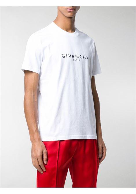 T-shirt bianca GIVENCHY | T-SHIRT | BM70K93002100
