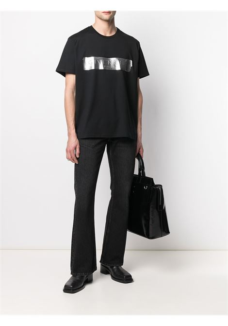 Black t-shirt GIVENCHY |  | BM711D3002001