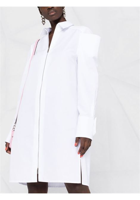 Abito bianco GIVENCHY | ABITI | BW214113MR100