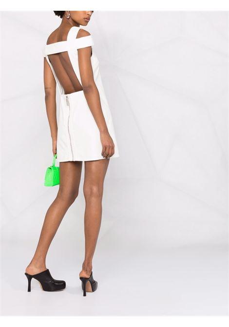White dress GIVENCHY | DRESS | BW214Q50K9100
