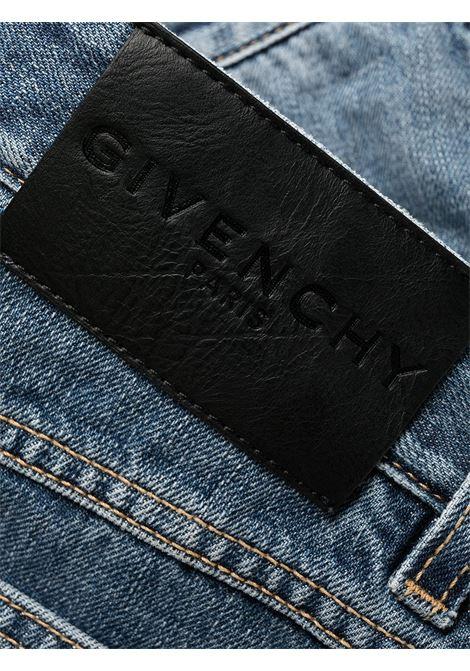 Jeans blu GIVENCHY | JEANS | BW50NG50LD420