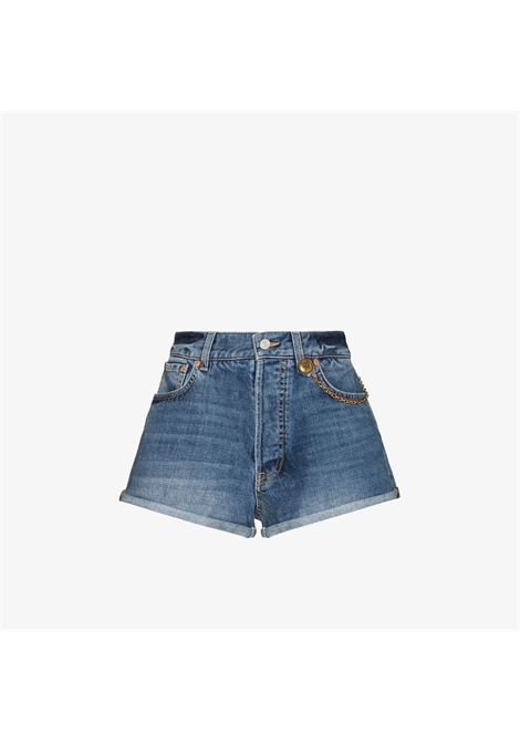 Blue shorts GIVENCHY |  | BW50P950LD420