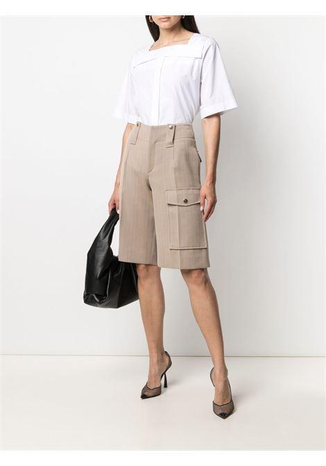 White shirt GIVENCHY | SHIRTS | BW60TX111N100
