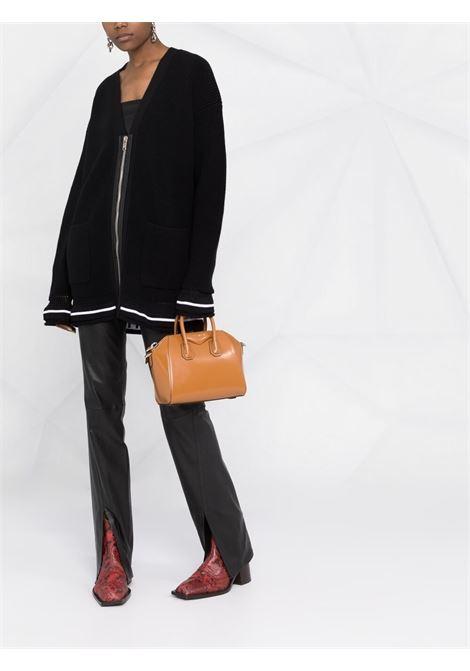 Black cardigan GIVENCHY |  | BW90CQ4Z9M004