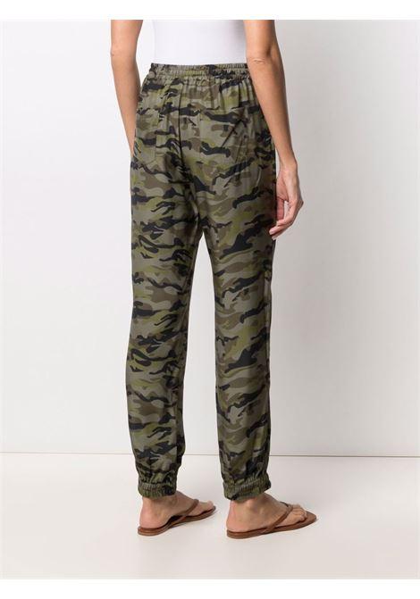 Pantalone verde GOLD HAWK | PANTALONI | GH4213M38