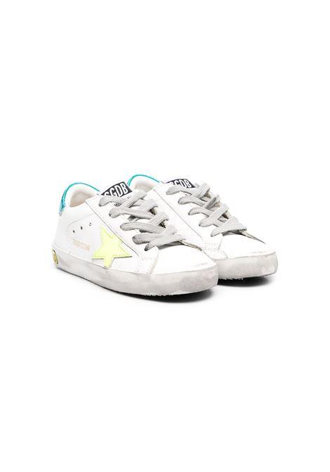 Sneakers bianca GOLDEN GOOSE KIDS | SNEAKERS | GJF00101F00117510521