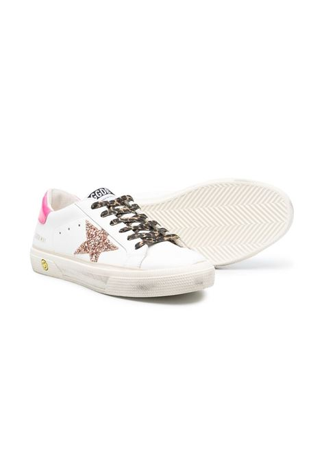 White sneakers GOLDEN GOOSE KIDS | SNEAKERS | GTF00112F00116710518