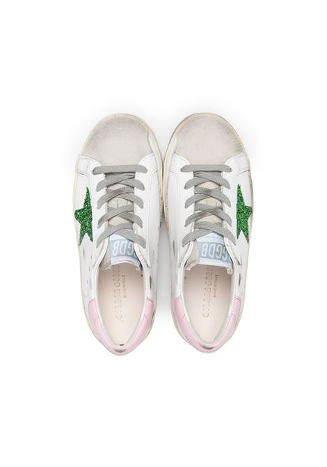 White sneakers GOLDEN GOOSE KIDS | SNEAKERS | GYF00101F00115910515