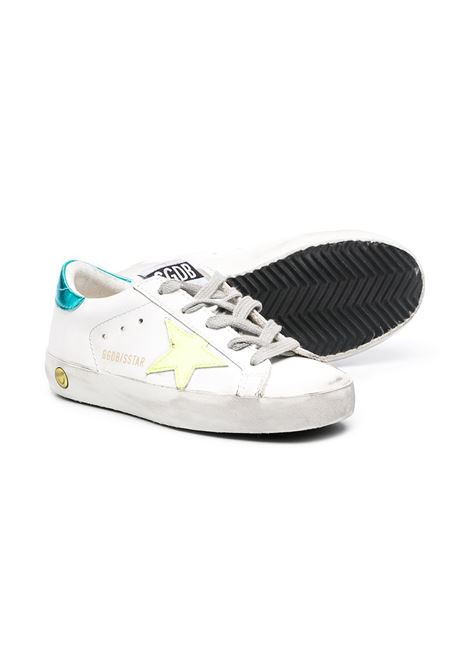 White sneakers GOLDEN GOOSE KIDS | SNEAKERS | GYF00101F00117510521
