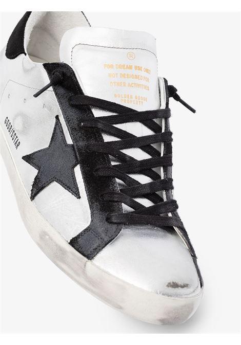 Grey/silver sneakers GOLDEN GOOSE | SNEAKERS | GMF00101F00031260246