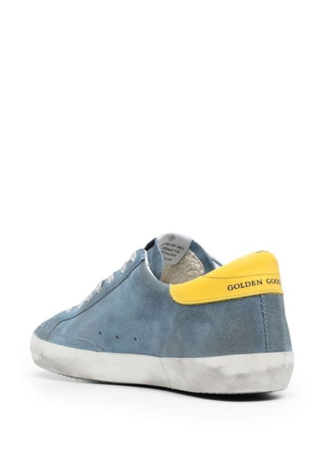 Sneakers blu/giallo GOLDEN GOOSE | SNEAKERS | GMF00101F00106850587