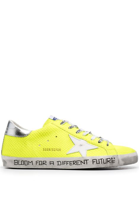Sneakers gialla GOLDEN GOOSE | SNEAKERS | GMF00101F00123920257