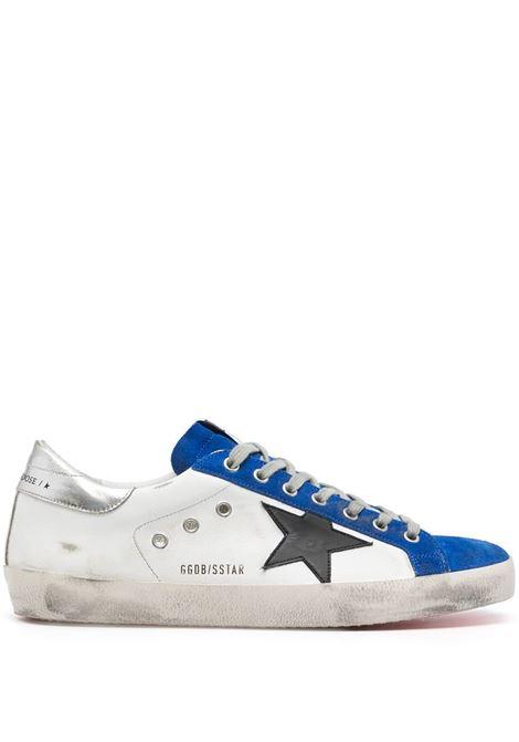 Sneakers bianca/blu GOLDEN GOOSE | GMF00101F00124750594
