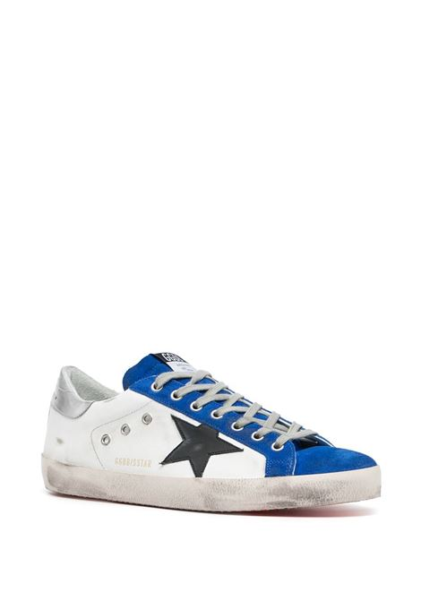 Sneakers bianca/blu GOLDEN GOOSE | SNEAKERS | GMF00101F00124750594