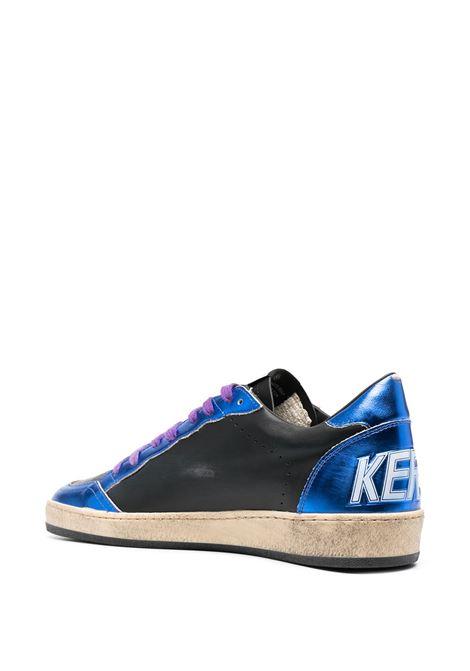 Sneakers nera/blu GOLDEN GOOSE | SNEAKERS | GMF00117F00038580341