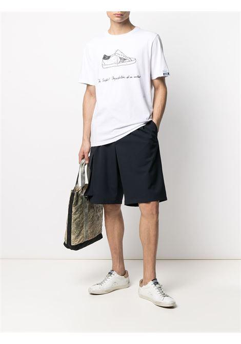 White t-shirt GOLDEN GOOSE | T-SHIRT | GMP00777P00041910546