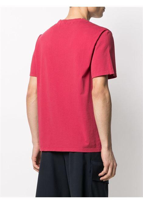 Red t-shirt GOLDEN GOOSE | T-SHIRT | GMP00777P00044440380