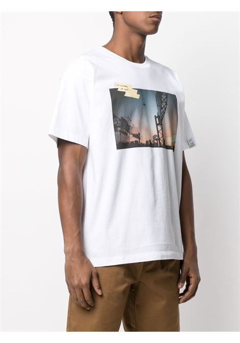 T-shirt bianca GOLDEN GOOSE | GMP00786P00042310330