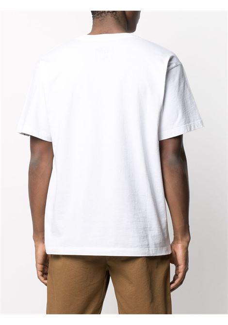 White t-shirt GOLDEN GOOSE | T-SHIRT | GMP00786P00042310330