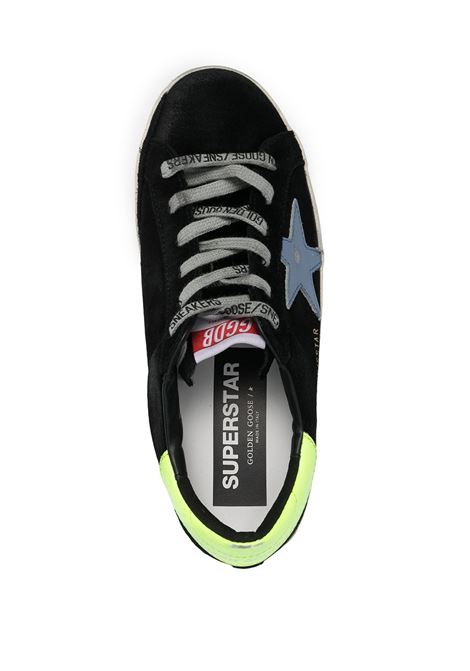 Sneakers nera GOLDEN GOOSE | SNEAKERS | GWF00101F00014990168