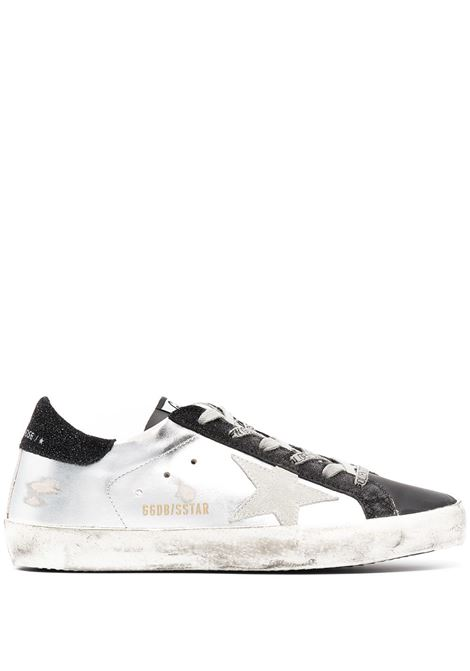 Sneakers argento/nero GOLDEN GOOSE | SNEAKERS | GWF00101F00024580255