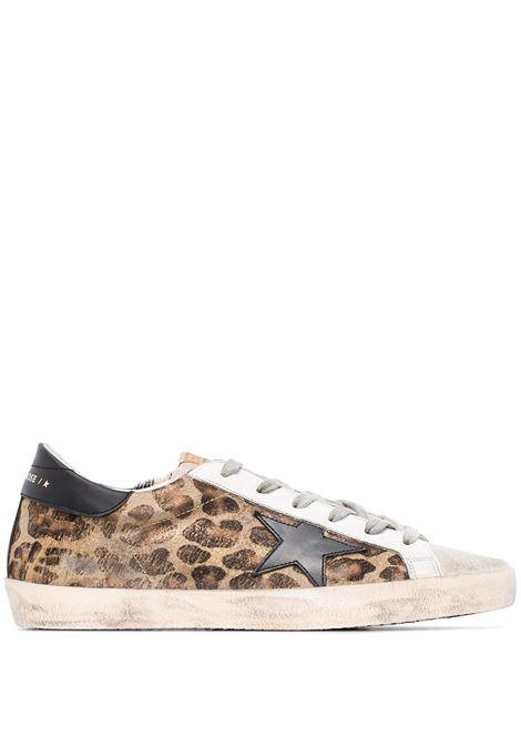 Sneakers Leopardato GOLDEN GOOSE   SNEAKERS   GWF00101F00056580189