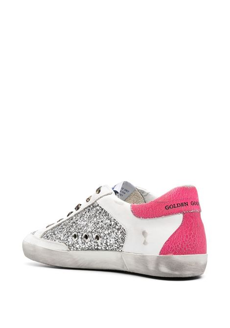 White/silver/pink sneakers GOLDEN GOOSE |  | GWF00104F00100870158