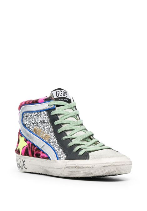 Pink/silver sneakers GOLDEN GOOSE |  | GWF00116F00024180265