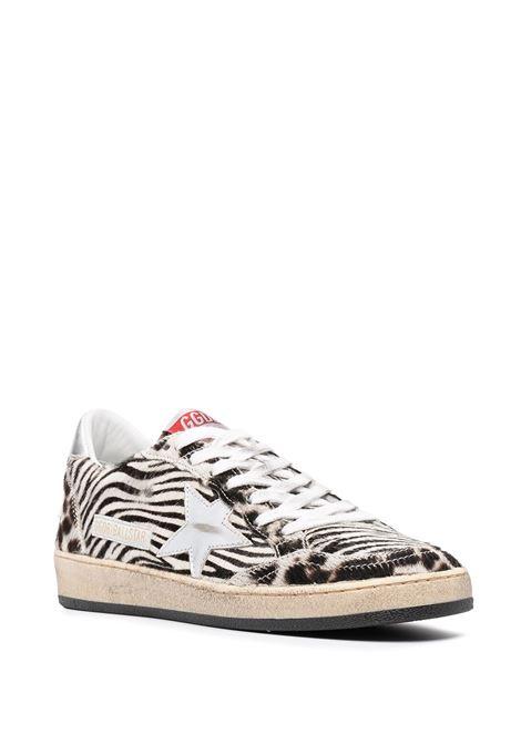 Sneakers bianca/nera GOLDEN GOOSE | SNEAKERS | GWF00117F00018680209
