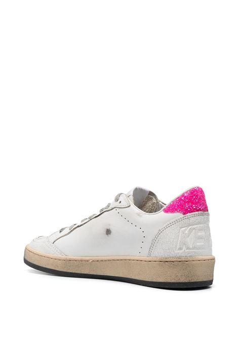 Sneakers bianca/rosa GOLDEN GOOSE | SNEAKERS | GWF00117F00103410475