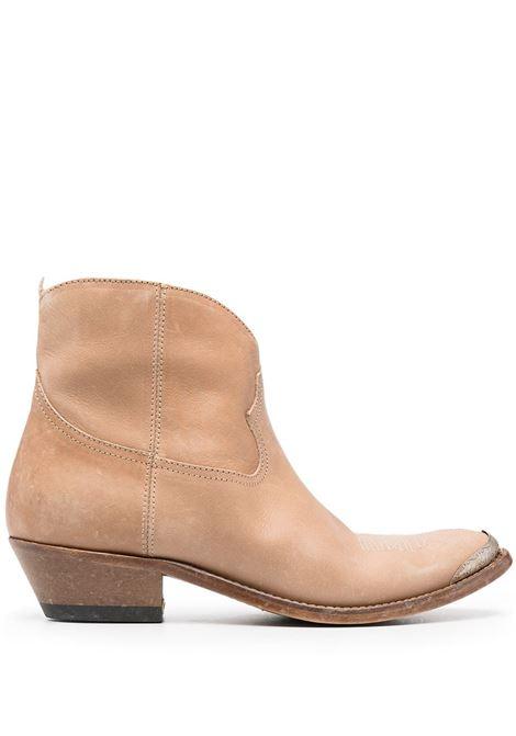 Beige boots GOLDEN GOOSE |  | GWF00131F00088255398