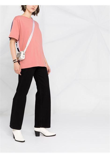 T-shirt rosa GOLDEN GOOSE | T-SHIRT | GWP00757P00043625555