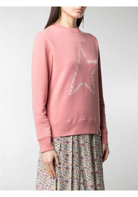 Pink sweatshirt GOLDEN GOOSE |  | GWP00760P00036825554