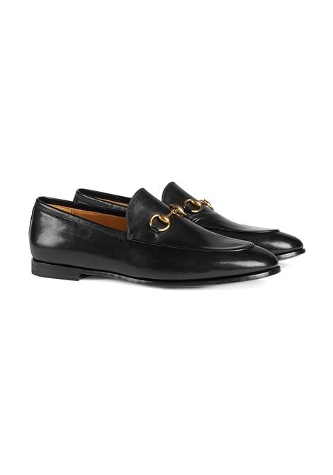 Black loafers GUCCI |  | 404069BLM001000