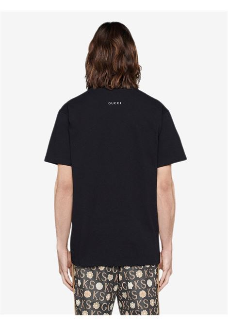 Black t-shirt GUCCI |  | 548334XJDAF1082