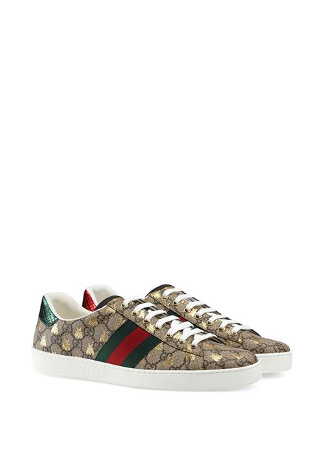 Gold sneakers GUCCI |  | 5489509N0508465