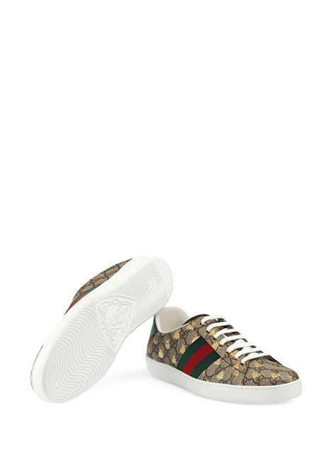 Sneakers oro GUCCI | SNEAKERS | 5489509N0508465